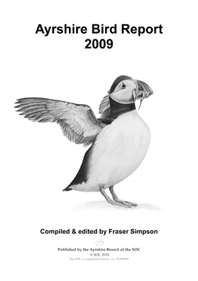 Ayrshire Bird Report 2009 - frontispiece