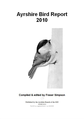 Ayrshire Bird Report 2010 - frontispiece