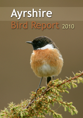 Ayrshire Bird Report 2010 - front cover
