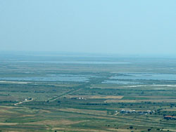 Wetland in the Evros Delta