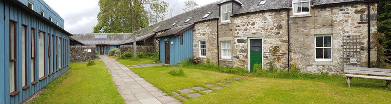 Kindrogan Field Centre - The Steading © Fraser Simpson