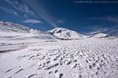 Snowy Plateau, High Atlas