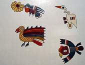 Peruvian Bird Art
